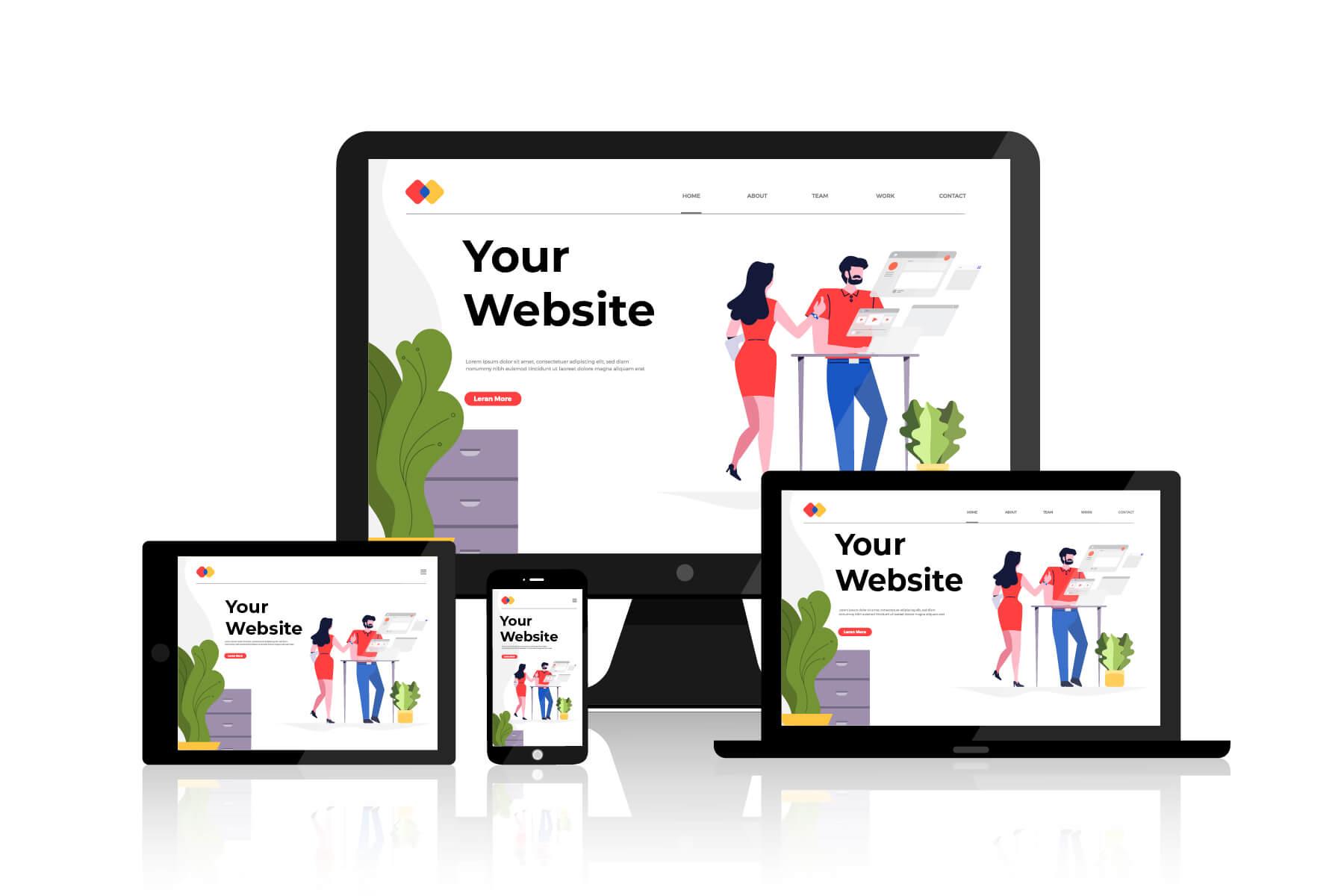 Your Lightning-Fast Website